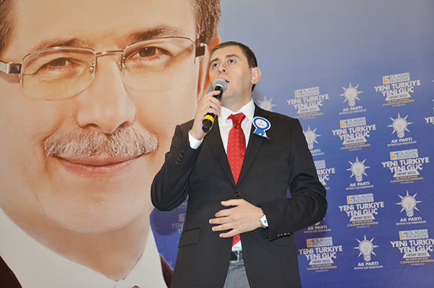 AK Parti'ye taze kan, Mustafa Gürkan