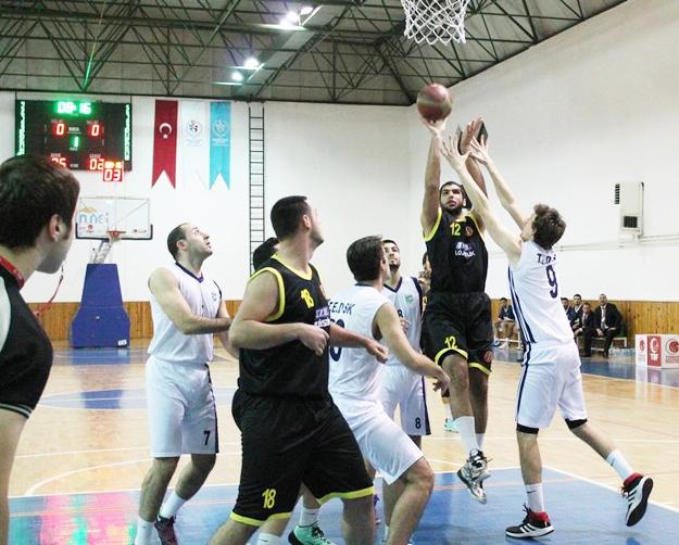 Beykoz baskette zorlu sınava çıkacak