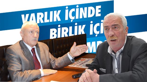 CHP'de iki adaylı kongre: Aydın Düzgün ve Şevket Arıkan