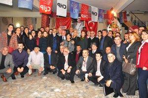 CHP Beykoz'da Başkan yine Şevket Arıkan