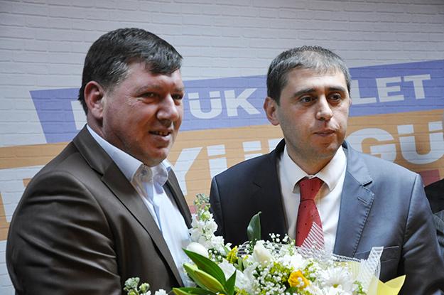 AK Parti Beykoz'da bir ilk... Devir teslim yapıldı