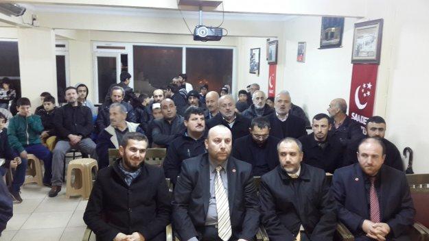 SP Beykoz'un konferansları sürüyor