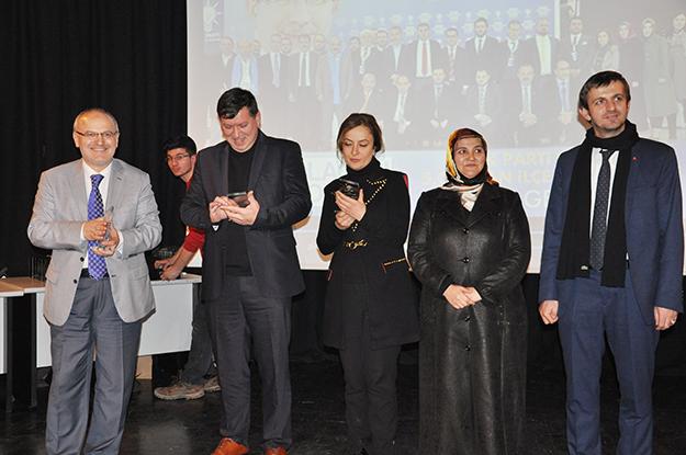 AK Parti Beykoz'da yeni yol haritası