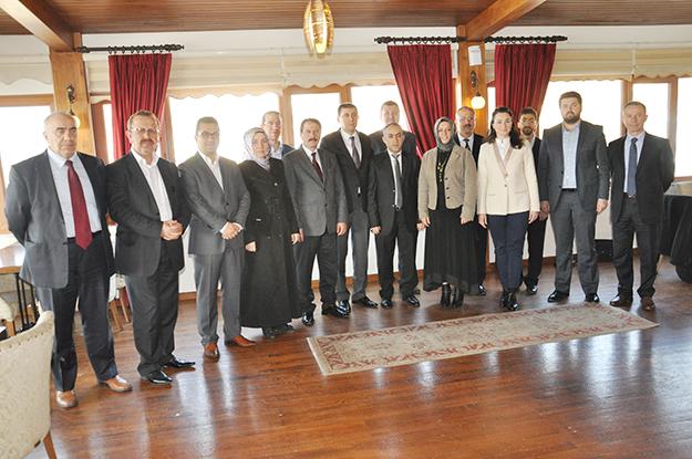 Mustafa Gürkan Beykoz Bakanlar Kurulu'nu belirledi