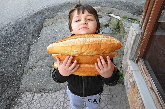 Beykozlunun ekmek çilesi bitmiyor