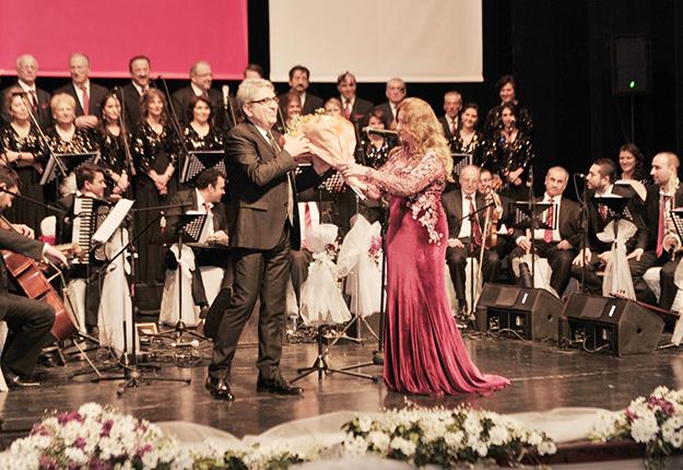 Beykoz Musiki Topluluğu'ndan Müzik Ziyafeti