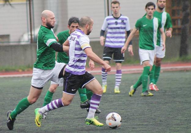 Beykoz'da amatör futbol heyecanı!