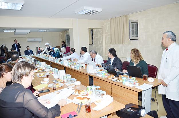 Beykoz Devlet Hastanesi Yönetimi'nde değişiklik
