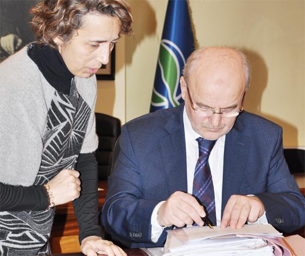 Beykoz Meclisi 2015 yılının ilk toplantısını yaptı