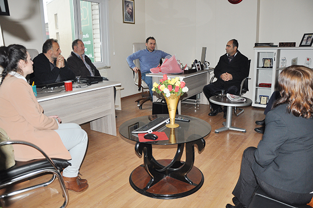 AK Parti, Dost Beykoz'u ziyaret etti