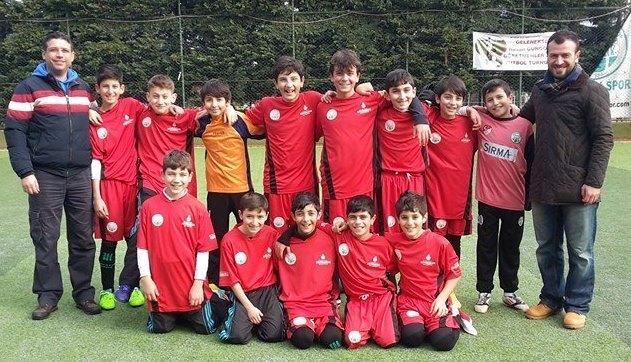 Okullararası futbol şampiyonası