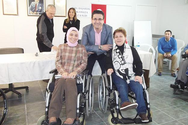 TOFD Beykoz Şubesi Saniye Efe ile 2 yıl daha...