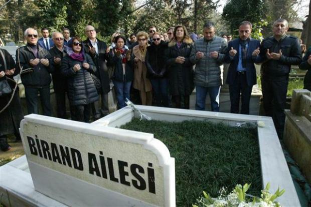 Beykozlu Mehmet Ali Birand unutulmadı