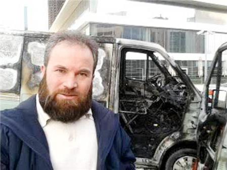 Sigorta şirketi minibüs sahibini deli etti.