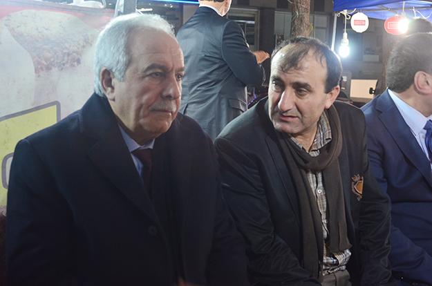 Murat Başesgioğlu Beykoz'daydı.