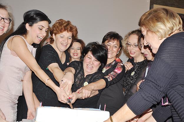 TEGV 20. yılını Beykoz Limak Otel'de kutladı