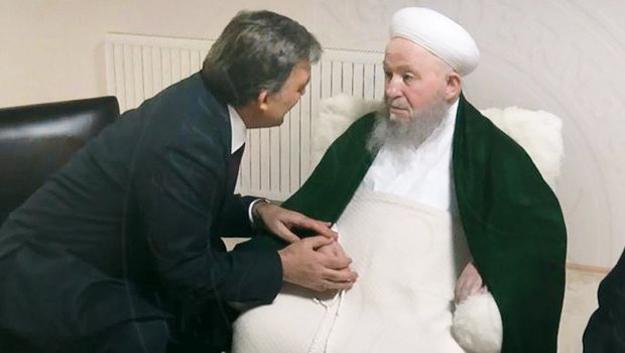 Abdullah Gül'den taziye ziyareti