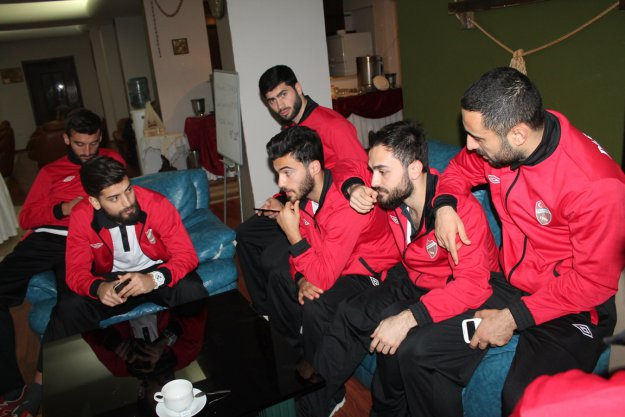 Paşabahçespor'da Şile kampı bitti