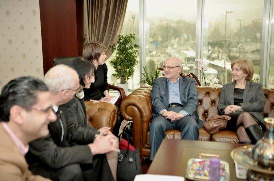 Polonyalı Müsteşardan Beykoz'a ziyaret