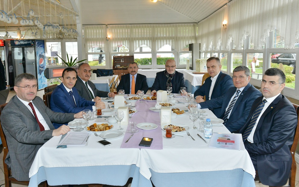 Başkanlara Beykoz ev sahipliği yaptı
