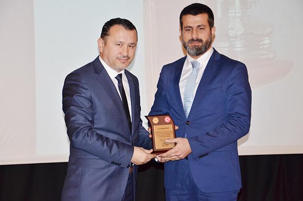 Saray İmamı Mehmet Bilir Beykoz'a veda etti.