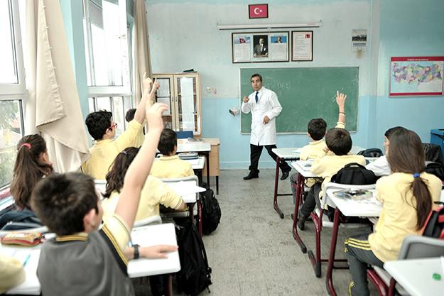 Beykoz'da okullar tatil değil?