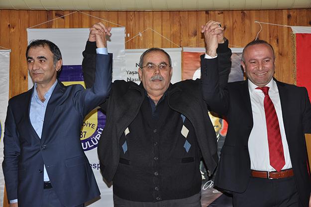 Beykoz'da Mesudiyeliler 'yürekten' bir araya geldi