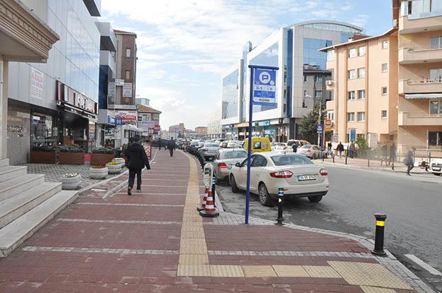 Beykoz Belediyesi'nden 'Kaldırım Harekatı'