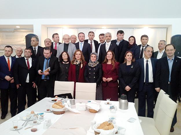 AK Parti Aday Adayları Beykoz'da buluştu