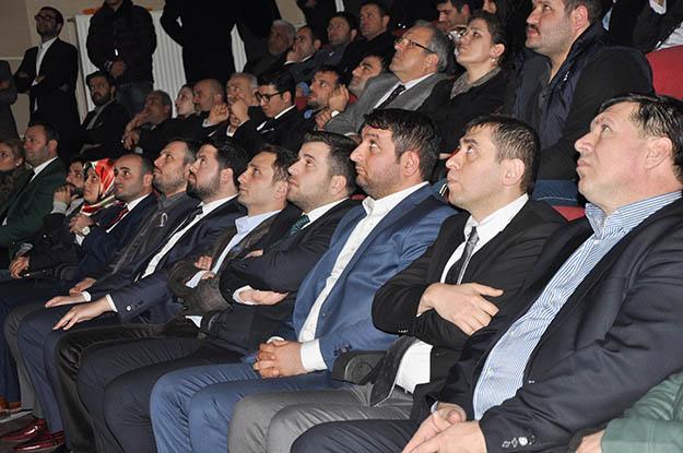 AK Parti Beykoz İlçe Gençlik Kolları Başkanı Mehmet Güler oldu