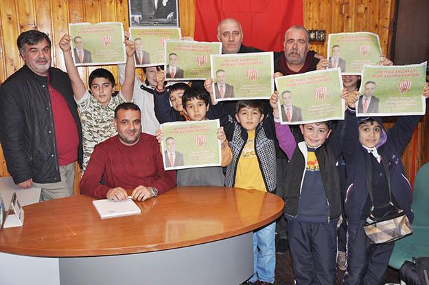 Beykoz İncirköy Mahallesi Mahir Taştan'la Kulüpleşti...