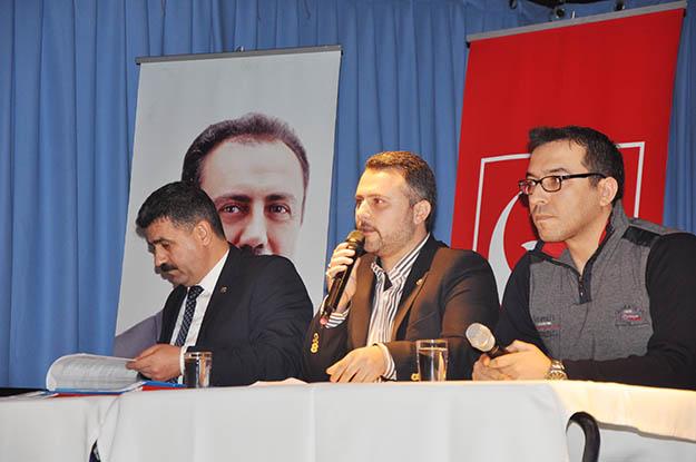 BBP, Merhum Muhsin Yazıcıoğlu'nu Beykoz'da andı