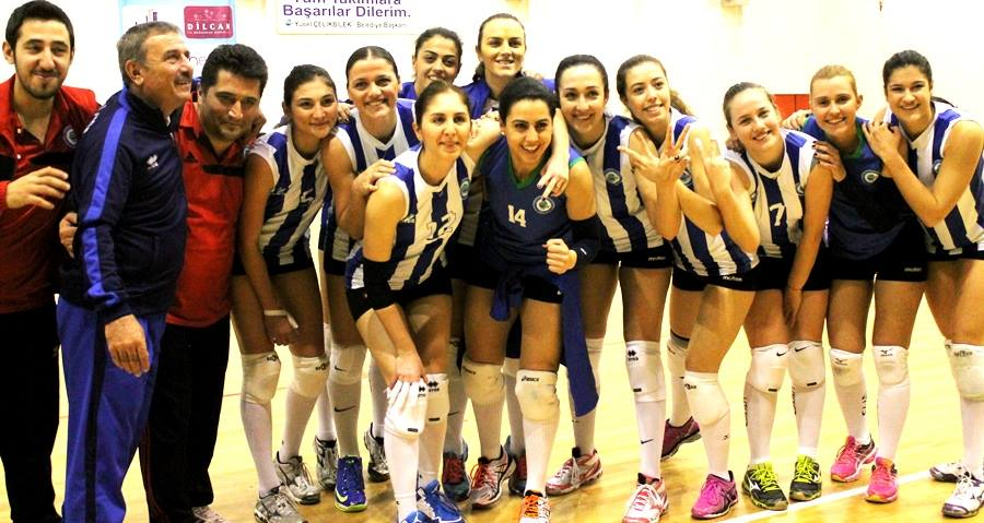Beykoz'un incileri grup şampiyonu