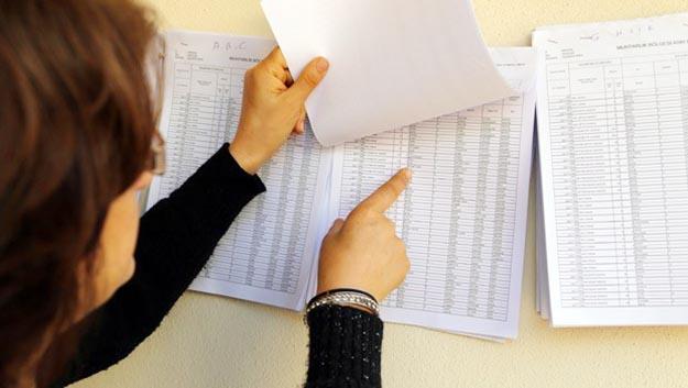 Beykoz'da seçmen listeleri askıya çıktı