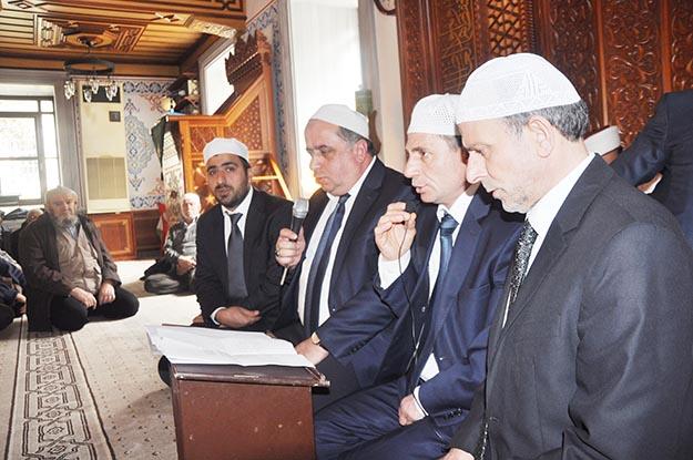 Beykoz'da Çanakkale Şehitleri için Kur'an-ı Kerim ziyafeti