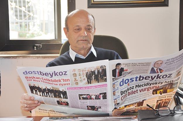 Hakkı Emanet'in 35 yıllık Beykoz öyküsü