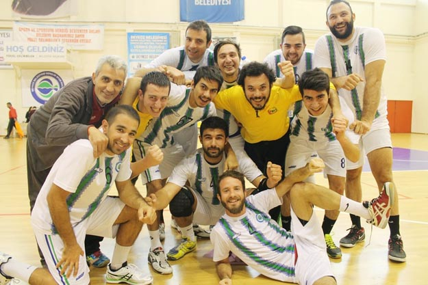 Beykoz Hentbol'u dörtlü finalde