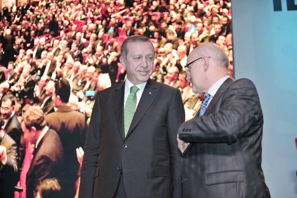 Erdoğan'ın düşüncesi Beykoz'da hayat buluyor