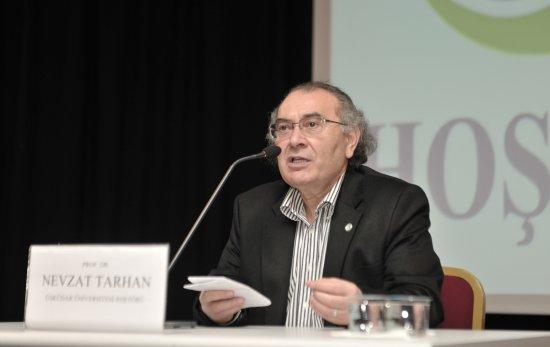 Prof. Dr. Nevzat Tarhan Beykoz'da Bediüzzaman'ı Anlattı