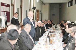 Beykoz Belediye Başkanı Yenimahalle'deydi