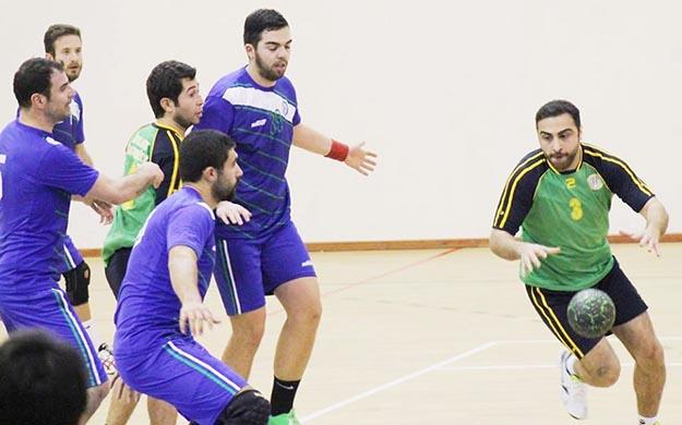 Beykoz Hentbol Takımı 1. Lige çıktı