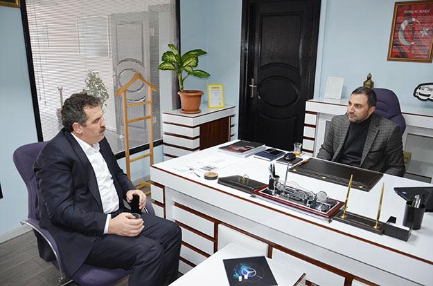 Hanefi Dilmaç'tan Kavacık'ta ki esnaf dostlarına ziyaret…