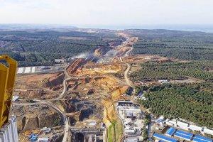 Yavuz Sultan Selim Köprüsü'nün bağlantı yolları 2018'de bitecek