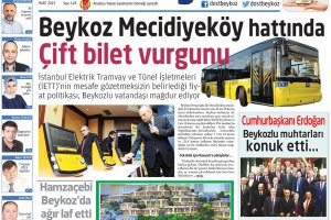 Dost Beykoz Gazetesi Mart 2015... 143. Sayı