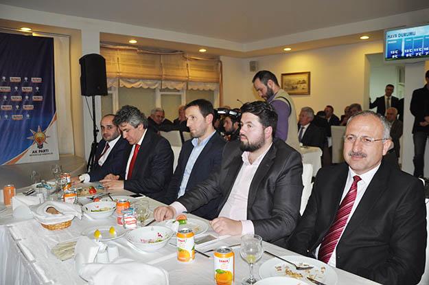 AK Parti Beykoz'da Nazım'dan Mehmet'e uzun ince bir yol