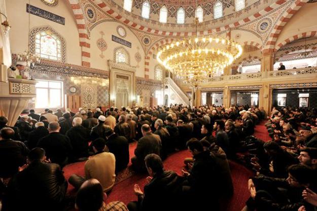 Şehit Savcı Mehmet Selim Kiraz Beykoz'da dualarla anıldı