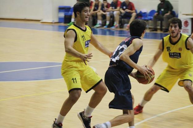 Beykoz baskette grup derbisine hazır