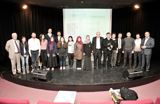 Beykoz öğrencilerine yeni dönem şairler