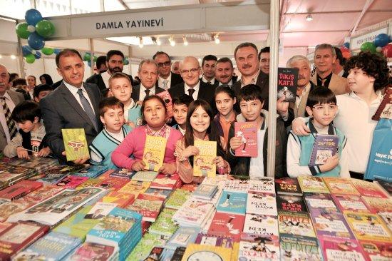 Beykoz 1. Çocuk Kitapları Fuarı açıldı