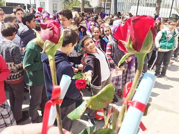Beykoz'da Hazreti Muhammed (SAV)'i hadislerle andılar